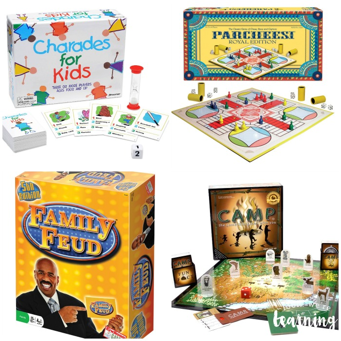 Classic Games for Family Game Night