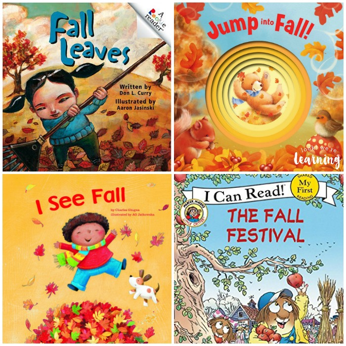 Fall Books for Kids to Read