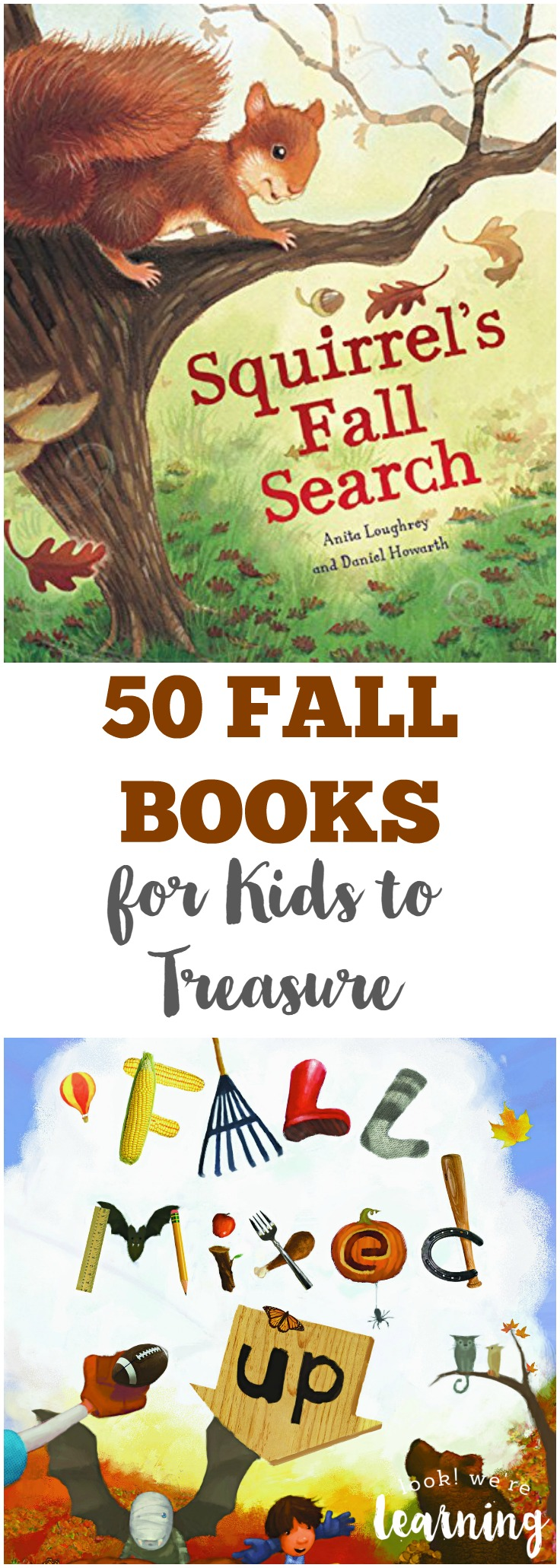 Fall Books for Kids to Treasure