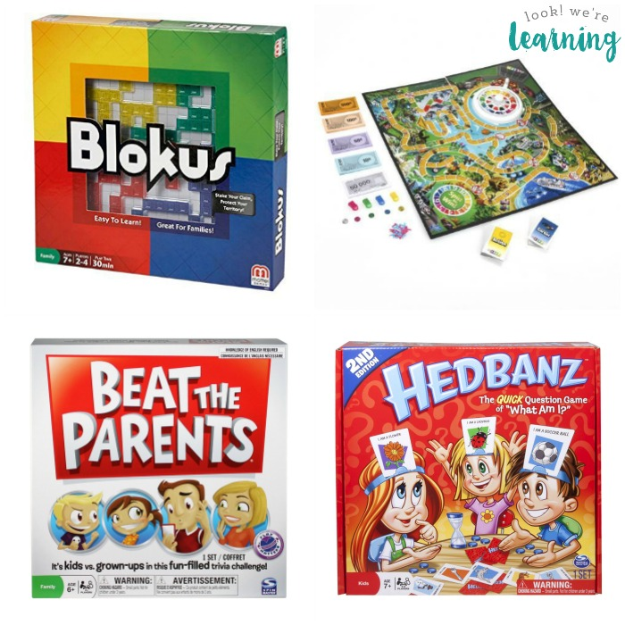 Fun and Inexpensive Family Games for Family Game Night