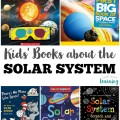 Kids Books about the Solar System
