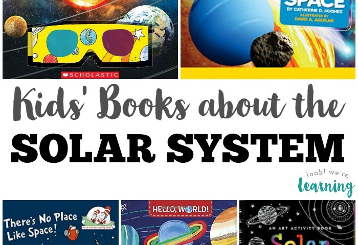 Books about the Solar System