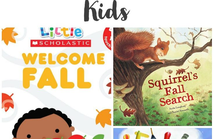 50 Gorgeous Fall Books for Kids to Treasure