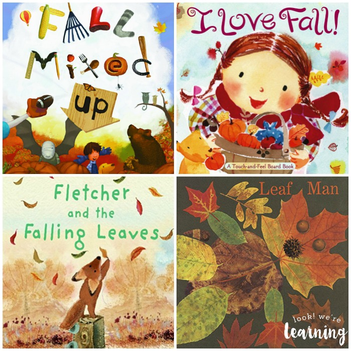 Picture Books about Fall for Kids