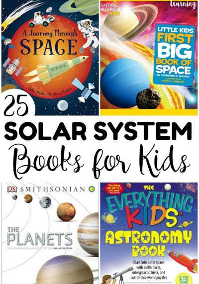 25 Awesome Books about the Solar System