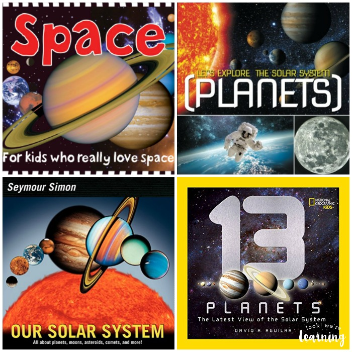 Solar System Books for Kids to Read