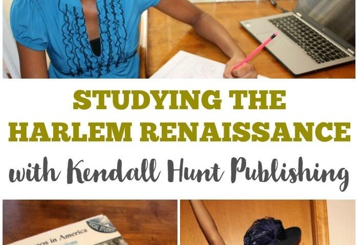 Studying the Harlem Renaissance with Kendall Hunt Publishing
