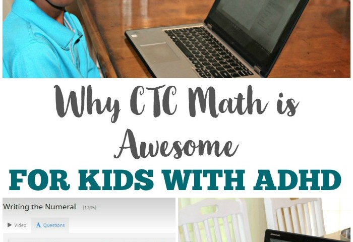 Why We Love Using CTC Math for ADHD Kids
