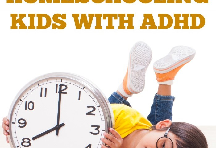 15 Homeschool ADHD Schedule Ideas