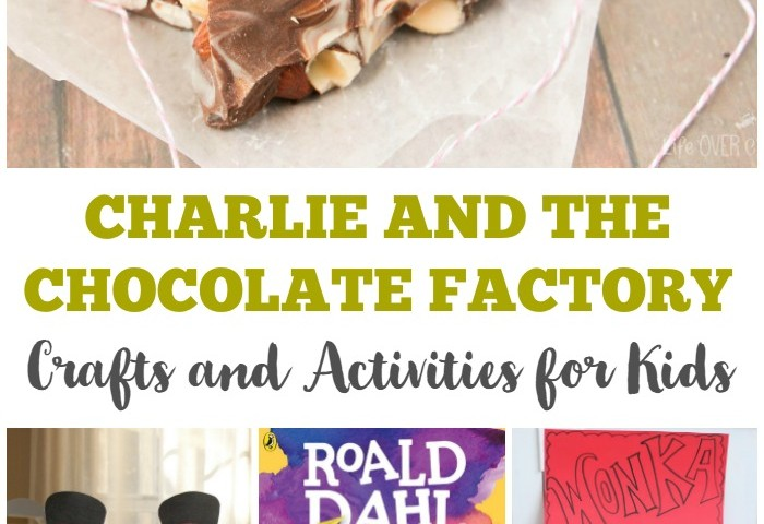 Charlie and the Chocolate Factory Craft Ideas and Activities