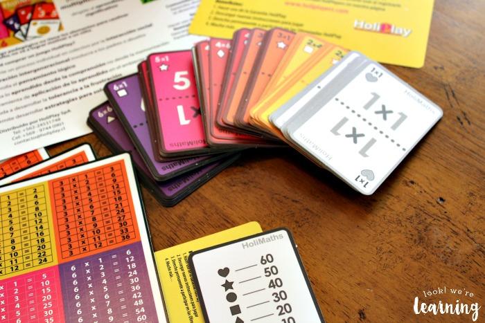 HoliMaths Problem Cards