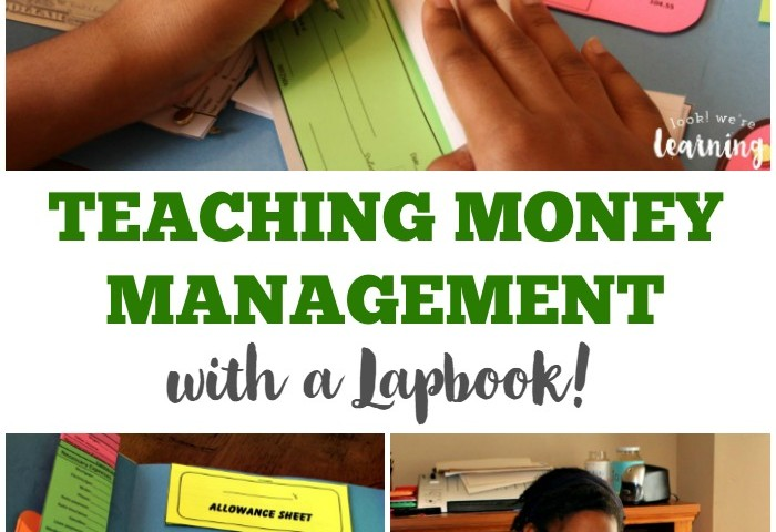Teaching Money Management with a Lapbook