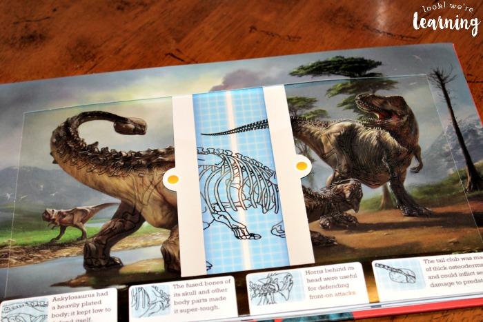 Scanning Dinosaur Skeletons