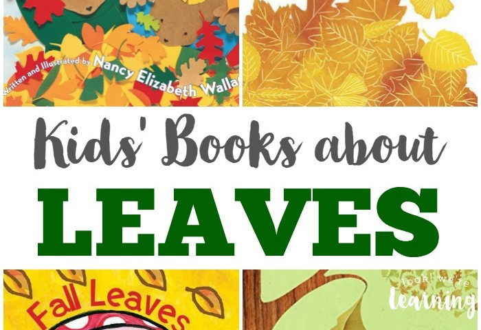 Kids' Books about Leaves