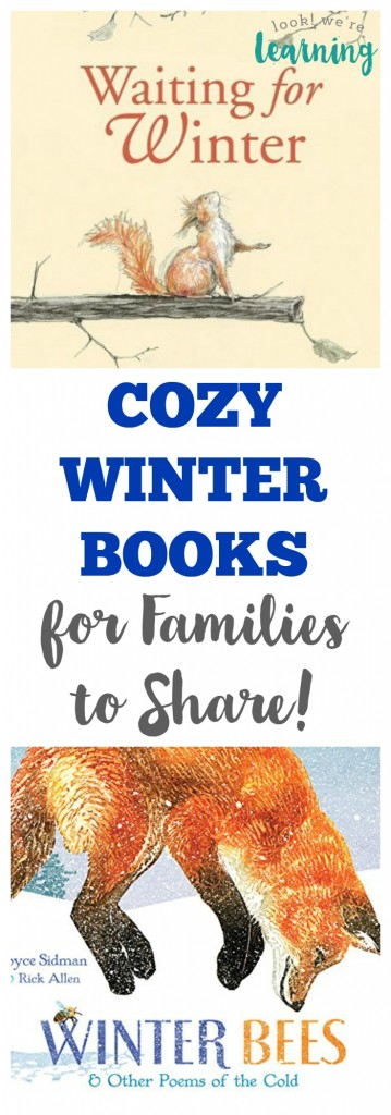 Cozy Winter Books for Kids and Parents to Share