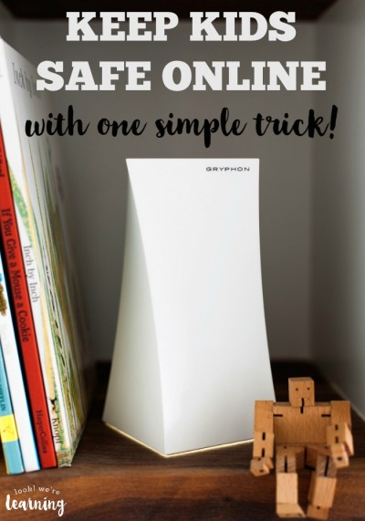 Keep Your Kids Safe Online with the Gryphon Internet Router!