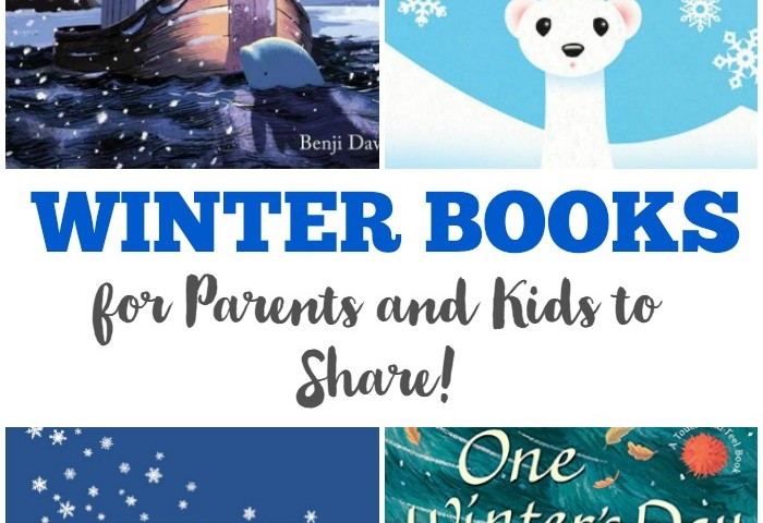50 Winter Books for Kids
