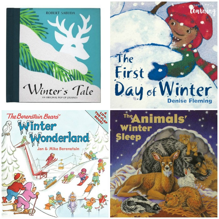 Winter Books Children Will Love