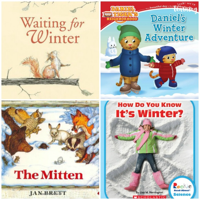 Winter Books Kids Will Love!