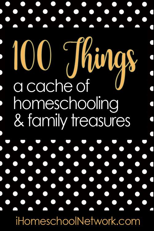 100 Things Linkup from iHomeschool Network