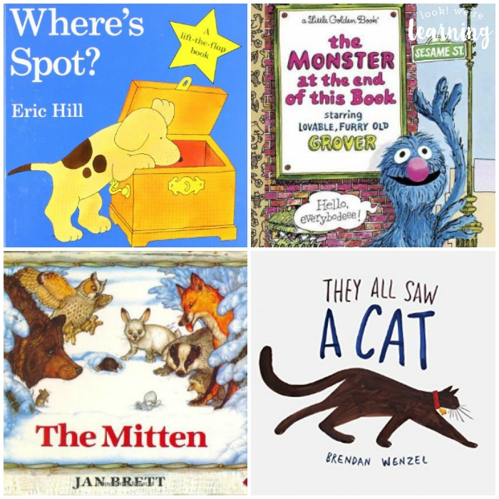 Adorable Picture Books for Preschoolers - Look! We're Learning!