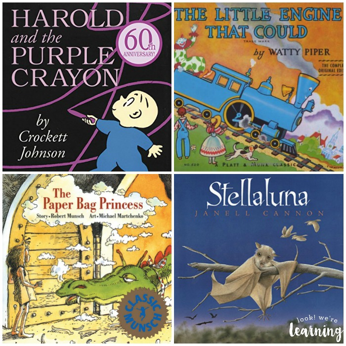 Adorable Picture Books to Read with Preschoolers - Look! We're Learning!