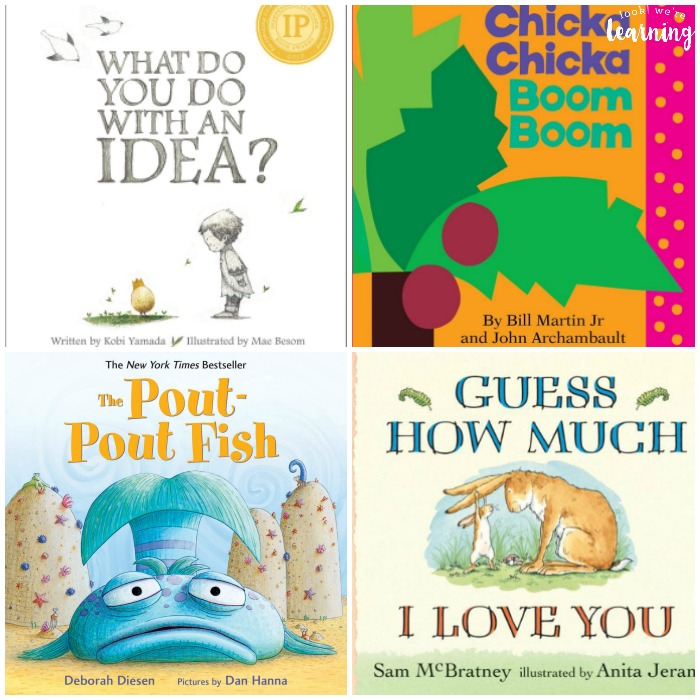Memorable Picture Books for Preschoolers - Look! We're Learning!