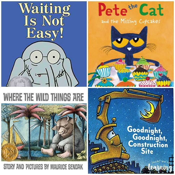 Picture Books for Preschoolers to Read - Look! We're Learning!