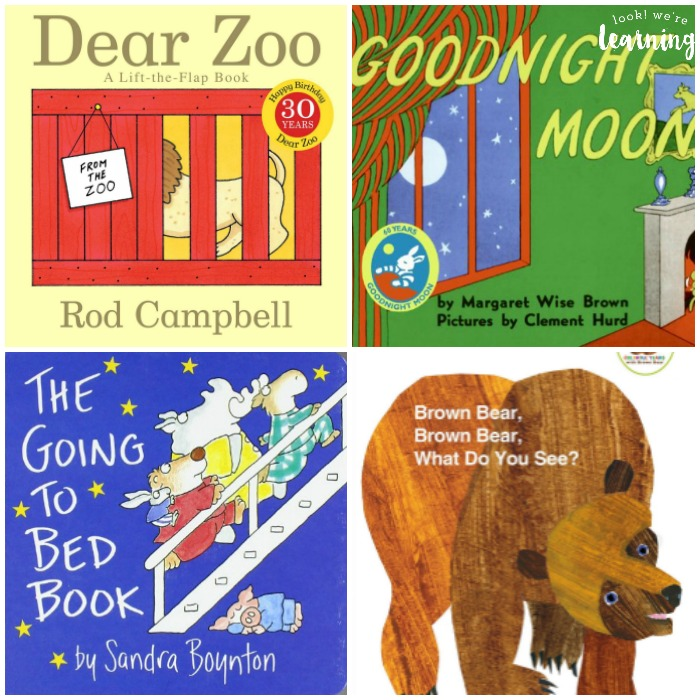 Preschool Picture Books - Look! We're Learning!