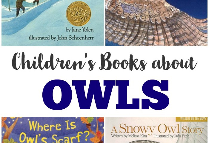 20 Beautiful Owl Books for Kids