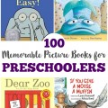 These picture books for preschoolers include classic stories and modern titles for parents to share!