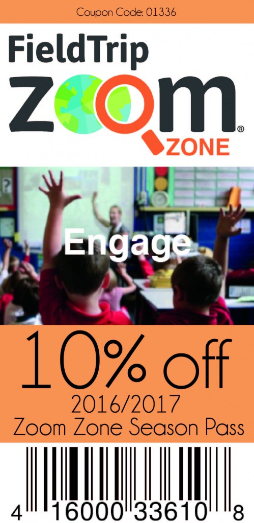 Save 10 percent on a Field Trip Zoom membership
