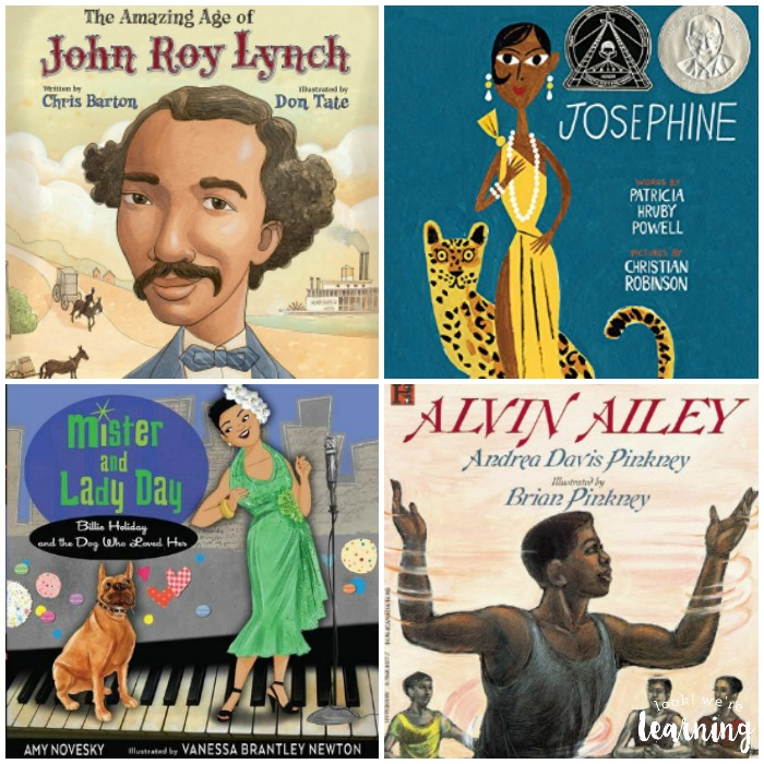 Beautiful Black History Books for Kids to Read - Look! We're Learning!