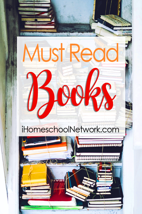 Must-Read Books linkup