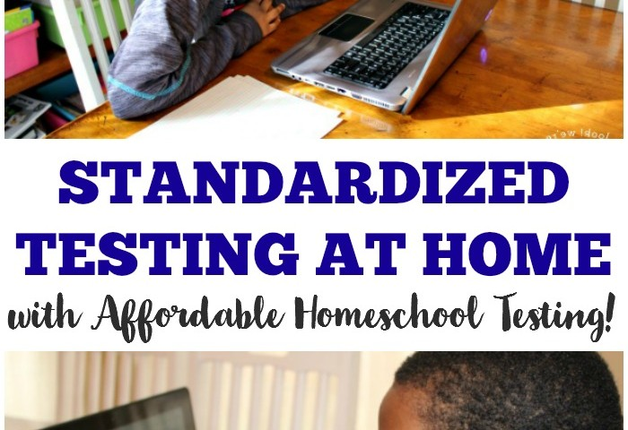 Affordable Homeschool Standardized Testing for Families
