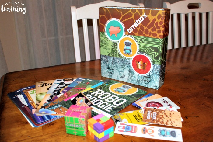 Bitsbox Subscription Box Unboxing - Look! We're Learning!