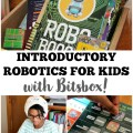 See how we used our Bitsbox subscription box to cover introductory robotics for kids! My middle schooler loved it!