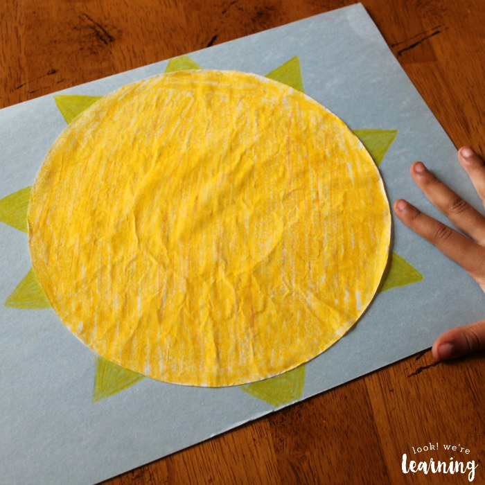 Easy Coffee Filter Sun Craft