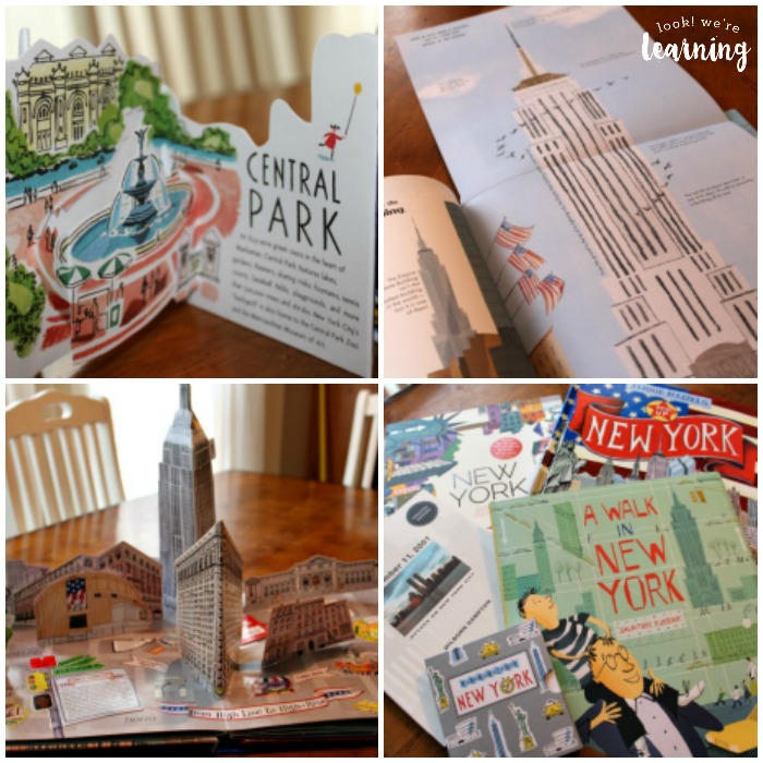 Gorgeous New York City Picture Books - Look! We're Learning!