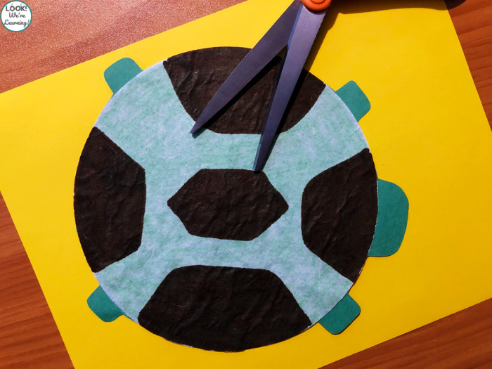 How to Make a Turtle Craft with Kids
