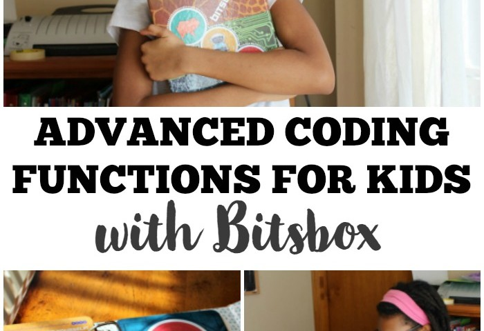 Advanced Coding Lessons for Kids with Bitsbox