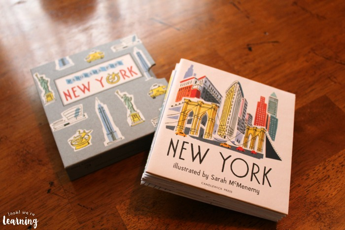 Panorama Pops New York Picture Book
