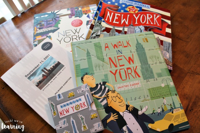 Picture Books about New York City - Look! We're Learning!