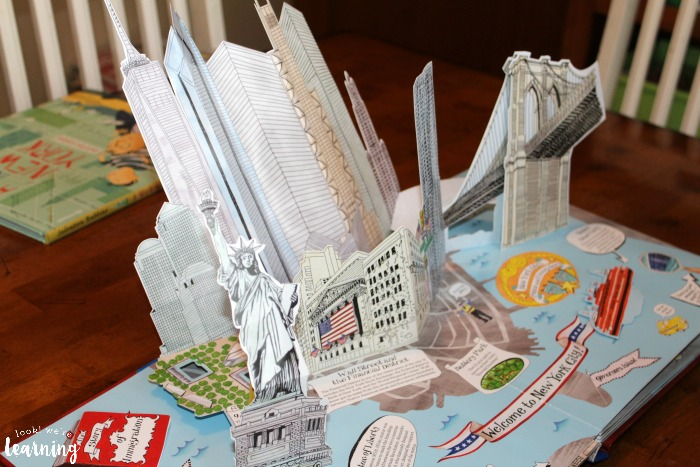 Pop Up New York World Trade Center