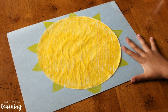Simple Coffee Filter Sun Craft