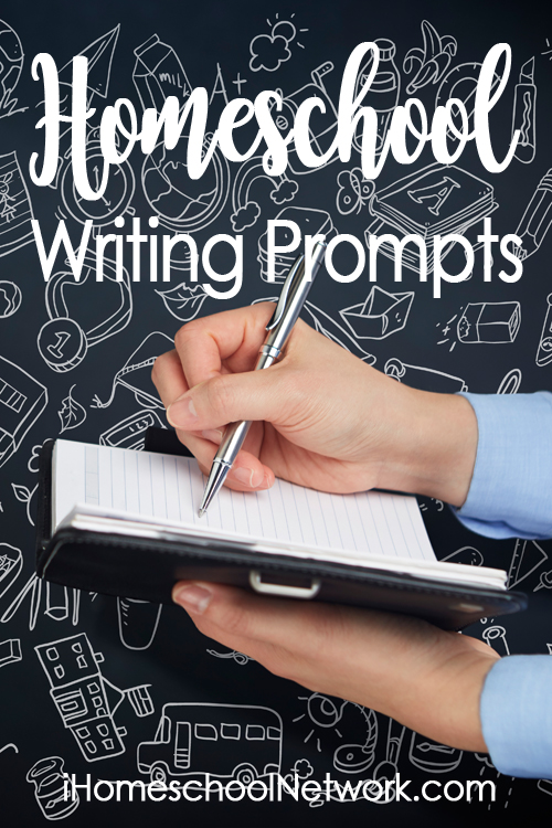 Homeschool Writing Prompts