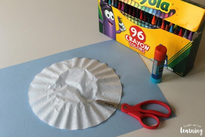 Coffee Filter Umbrella Craft Supplies