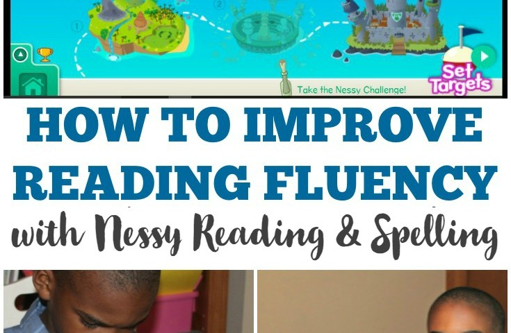 How to Improve Reading Fluency with Nessy Reading & Spelling