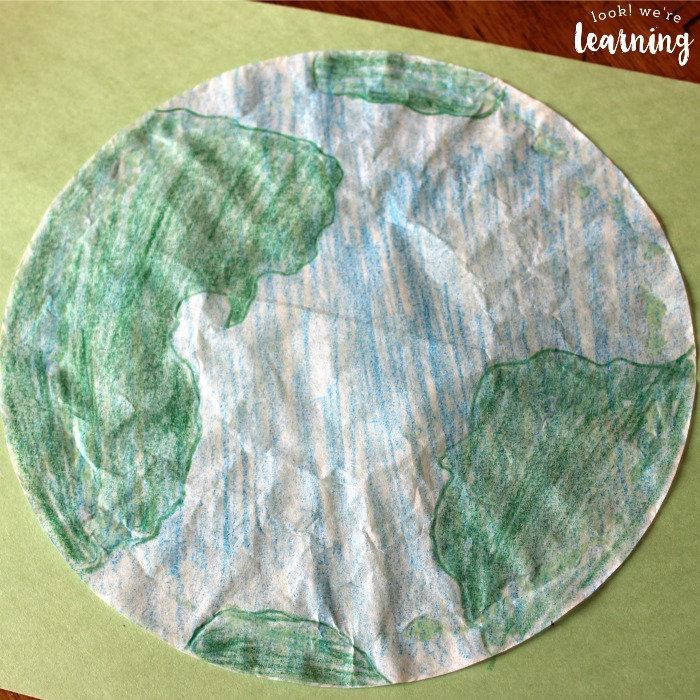 Simple Coffee Filter Earth Craft