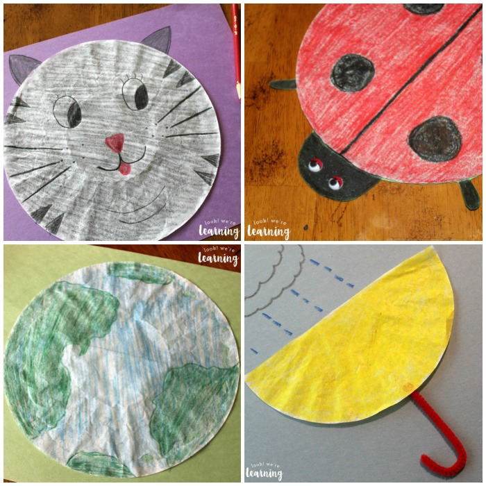 Simple and Fun Coffee Filter Crafts for Kids